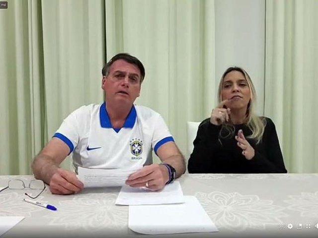 O presidente Jair Bolsonaro - Divulgação Jair Bolsonaro/Redes Sociais - Gente de Opinião