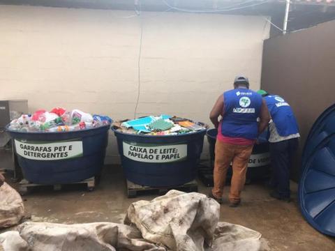 Porto Velho: Condomínio Alfazema, no Bairro Novo, dá exemplo e adere a coleta seletiva