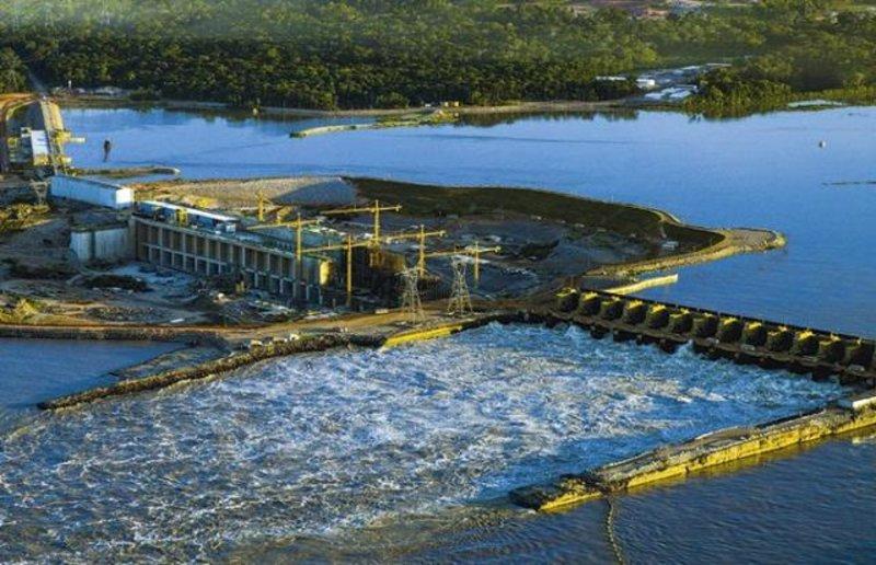 A corrupção gigante das hidrelétricas
