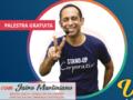 Inscrições abertas para palestra gratuita sobre liderança com o Coach Internacional Jairo Martiniano