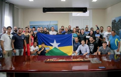 Com apoio de Adelino Follador, 53 atletas rondonienses de Jiu-Jitsu disputam campeonato brasileiro