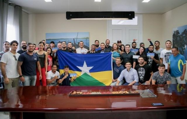 Com apoio de Adelino Follador, 53 atletas rondonienses de Jiu-Jitsu disputam campeonato brasileiro - Gente de Opinião