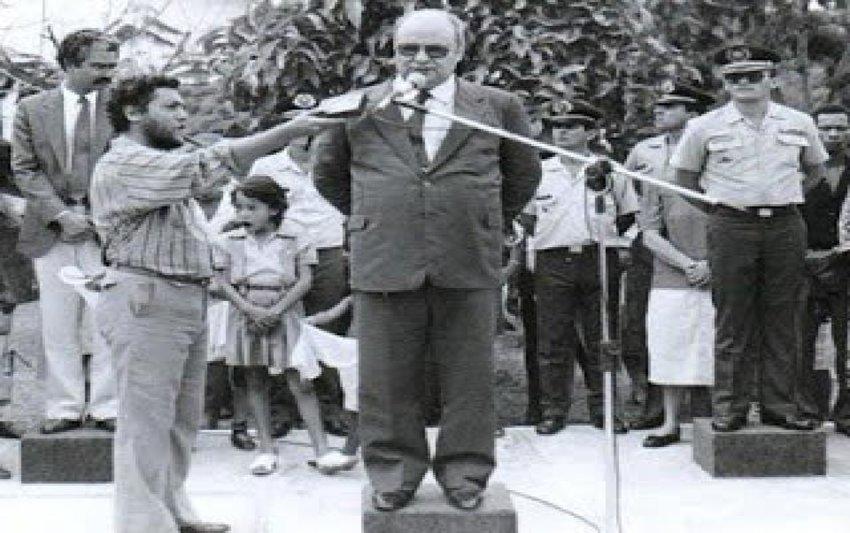 JERÔNIMO: Foi o primeiro prefeito eleito de Porto Velho e o primeiro governador também eleito
