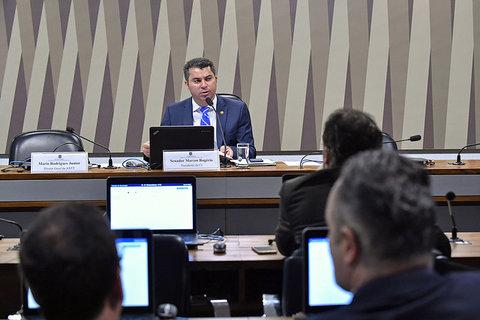 Senador Marcos Rogério sugere o afastamento cautelar de diretor-geral da ANTT