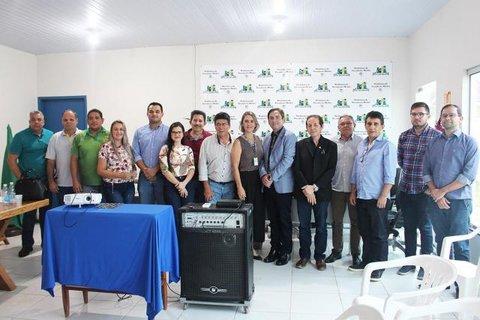 Fecomércio/RO apresenta a proposta do Desenvolvimento Aéreo às Prefeituras de Cacoal e Presidente Médici