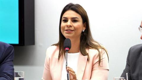 Mariana reforça luta a favor de pacientes com doenças raras