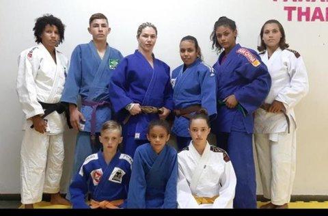 Judocas cacoalense vai representar Rondônia no Brasileiro Regional de Judô