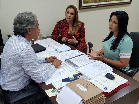 """Cristiane Lopes apoia projeto """"Declare seu Amor"""" do Tribunal de Justiça do Estado"""