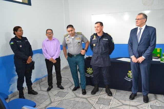 Ameron entrega kit de videomonitoramento para a Polícia Militar de Rondônia - Gente de Opinião