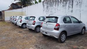 Rolim de Moura – Saúde recebe 06 novos veículos para atender as UBS's - Gente de Opinião