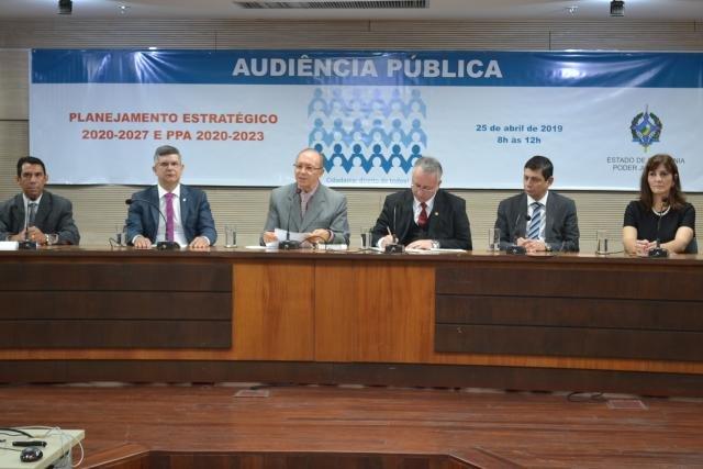 Elaboração do Plano Geral de Obras é uma das proposições da Ameron para melhoria da prestação jurisdicional - Gente de Opinião