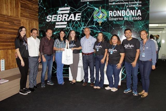 Cacoal: Conexão Sebrae movimenta negócios e fomenta  Empreendedorismo e inovação - Gente de Opinião