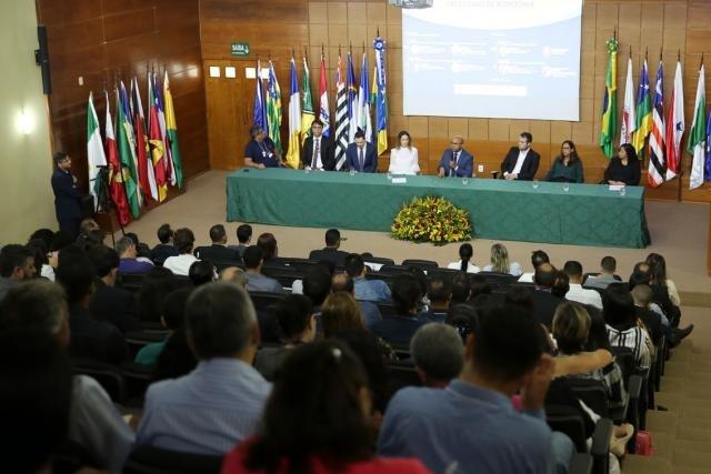 Homenagens do TCE e MPC ao Dia do Auditor marcam Seminário de Boas Práticas de Auditoria e Controle  - Gente de Opinião