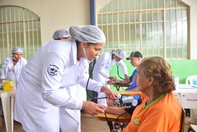 Porto Velho: Atenção Básica oferece 2 mil serviços em saúde no bairro Três Marias - Gente de Opinião