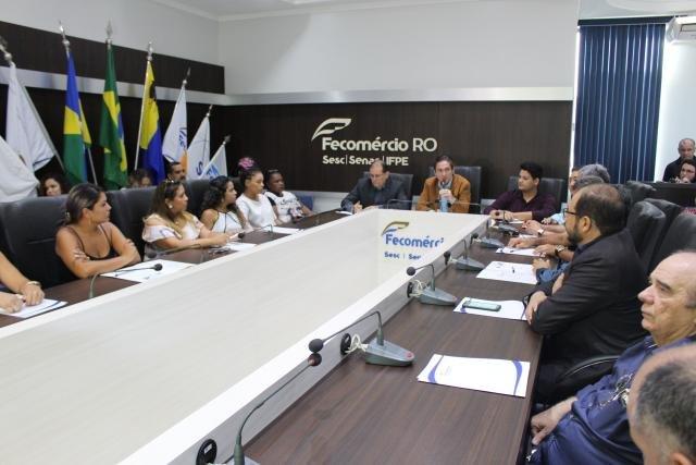 Fecomércio e instituições parceiras realizam Lançamento da 3° Feira da Pechincha - Gente de Opinião