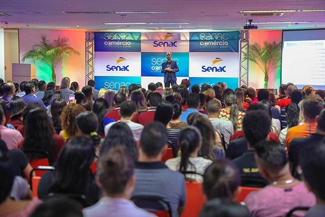 Senac Rondônia lança Programa Senac Comércio - Gente de Opinião