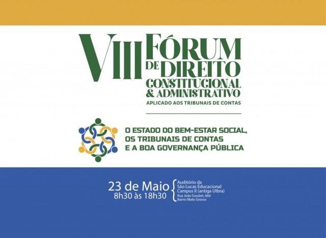 TCE-RO abre nesta segunda-feira inscrições para o VIII Fórum de Direito Constitucional e Administrativo - Gente de Opinião