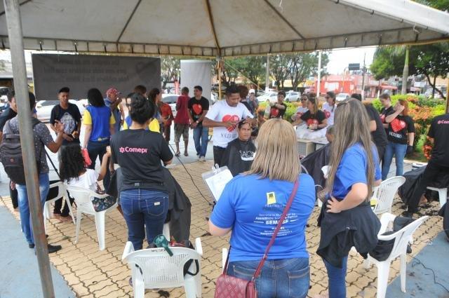 População em situação de rua é atendida pelo projeto 'Tenda Social' - Gente de Opinião