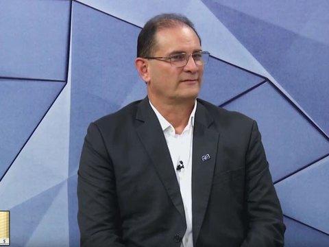Daniel Pereira garante que não sente falta do poder