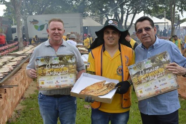 Ariquemes: Churrasco de Tambaqui entra para o recorde nacional - Gente de Opinião