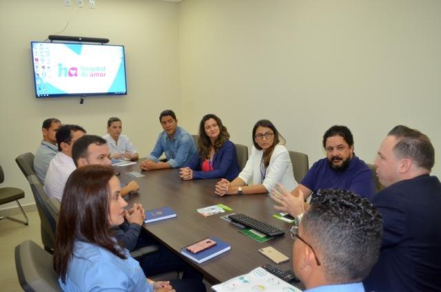 Fiscalização do TCE conhece práticas e procedimentos de hospital em Porto Velho - Gente de Opinião