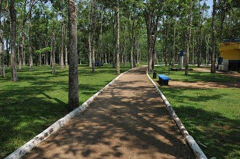 Parque Circuito terá Memorial dos Seringueiros