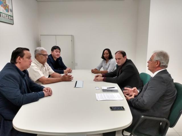 Presidente do CRA-RO participa de reunião no Banco da Amazônia - Gente de Opinião