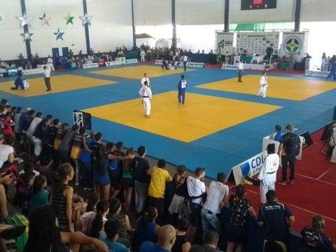 17 judocas Rondonienses se classificaram para o Brasileiro de Judô e garantiu bronze no quadro geral de medalhas