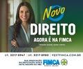 FIMCA abre inscrições para o curso de Direito
