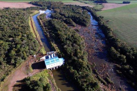 A segurança por trás das barragens para hidrelétricas