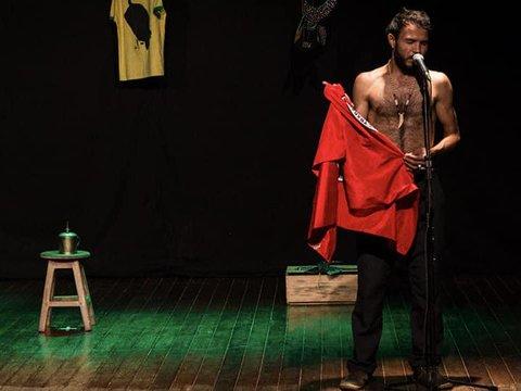 """Recital Mormaço com Elizeu Braga, é um """"Poeta beradeiro"""""""