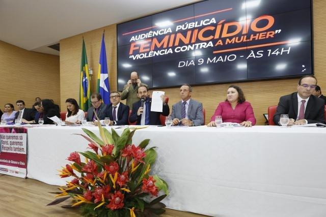 Presidente da Assembleia assina ato de convocação de servidores concursados - Gente de Opinião