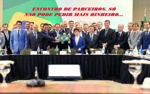 Mais Brasil, menos Brasília - Hildon, o boicote e a máfia - Feriado da mulher: mais um abuso - Uma prefeitura inchada