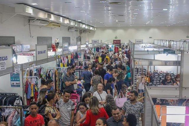 Porto Velho: 3° Edição da Feira da Pechincha é sucesso de compras e vendas - Gente de Opinião
