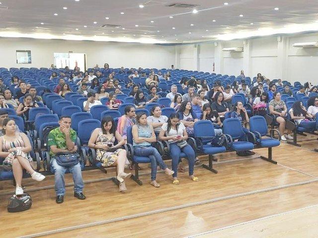 Porto Velho: Conselho gestor realiza reunião com estudantes - Gente de Opinião