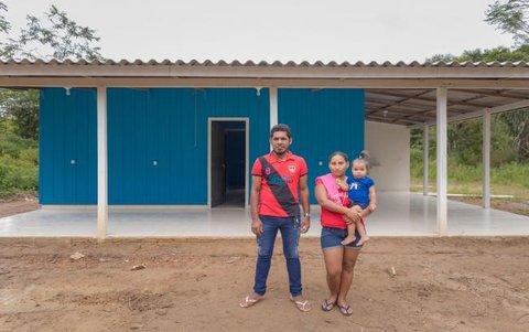 Rondônia: Projeto inédito de compensação de carbono leva melhorias socioambientais à comunidade extrativista