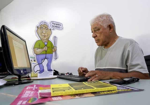 O Colunista cultural ha mais de vinte anos faz parte da equipe Diário da Amazônia - Gente de Opinião