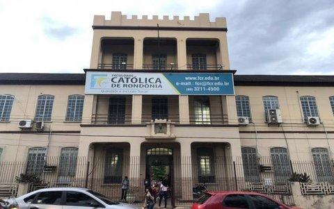 Faculdade Católica abre período de inscrições para vestibular dos cursos de Direito e Psicologia