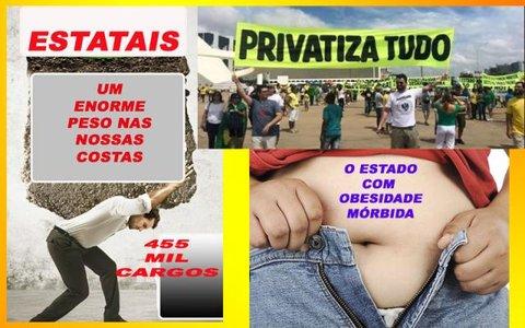 Quanto menor o estado, mais chance tem o Brasil de crescer - Conspurcou é a palavra - Jaqueline Cassol e as passagens aéreas