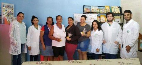 Escola Cora Coralina é escolhida pela FSP para receber curso de Boas Práticas em Ambientes de Manipulação de alimentos