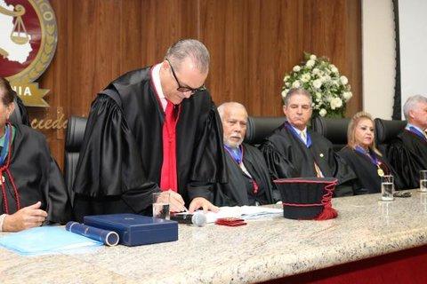 Novo Procurador-Geral de Justiça do MPRO diz que vai priorizar o combate à corrupção e às organizações criminosas em sua gestão