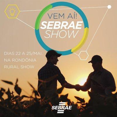 Rural Show: Sebrae com palestras de primeira linha oferecendo tecnologia e inovação