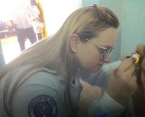 Porto Velho: Ação na unidade de saúde Castanheira oferece tratamento auditivo