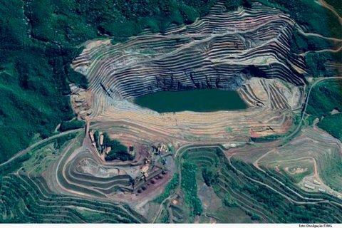 Tribunal de Justiça do Estado de Minas Gerais Juíza de Barão de Cocais dá prazo de 72 horas a mineradora