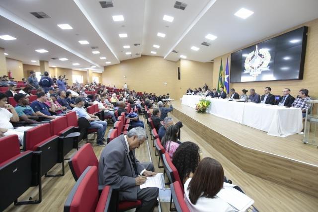 Assembleia Legislativa debate em audiência o retorno da vigilância armada nas escolas - Gente de Opinião