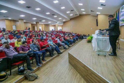 Setur apoia a realização 22º Arraial Flor de Cacto - Estado anuncia investimentos para  Flor do Maracujá