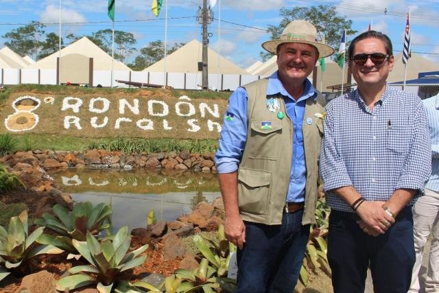 8° Edição da Rondônia Rural Show é um marco para economia do Estado, diz Presidente da Fecomércio - Gente de Opinião