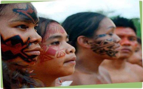 Fomos enganados, de novo! - Outro  sociopata à solta - Quem defende de verdade os índios brasileiros?