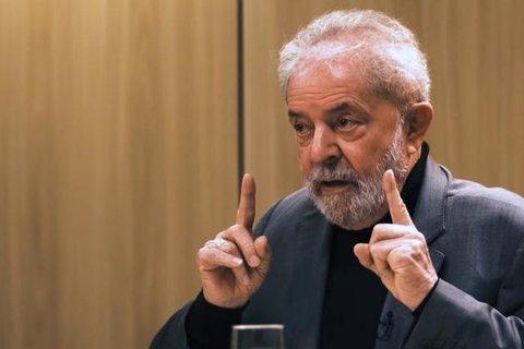 Ex-presidente Lula é contra o fora bolsonaro neste momento