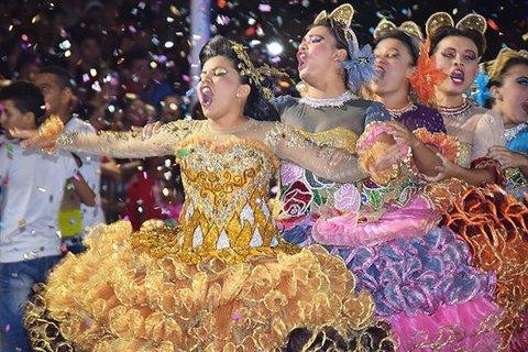 Lenha na Fogueira: A 8ª Festa do Sertão Nordestino - Rosa Divina abre a disputa  no Arraial Flor de Cacto